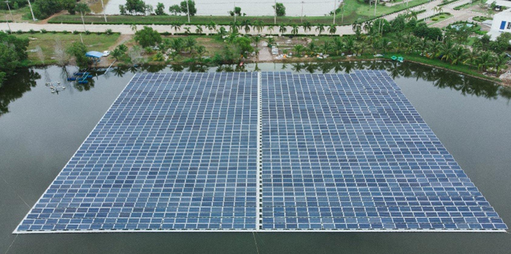 Solar Floating | GUNKUL Engineering (GUNKUL)